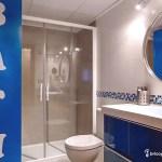eliminar el moho de condensación del baño