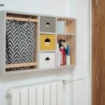 mueble organizador para colada y plancha