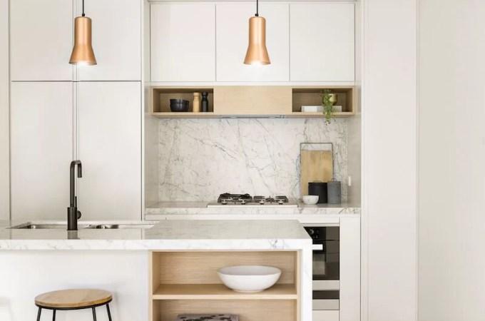 reformar una cocina pequeña sin obras