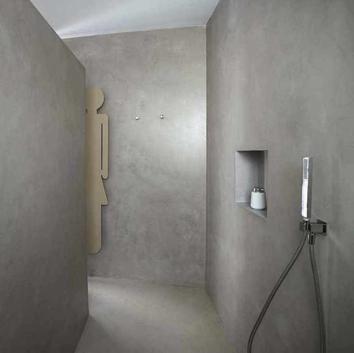 renovar el baño con microcemento