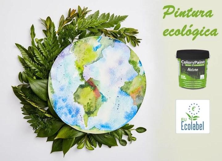 pintura ecológica para casa