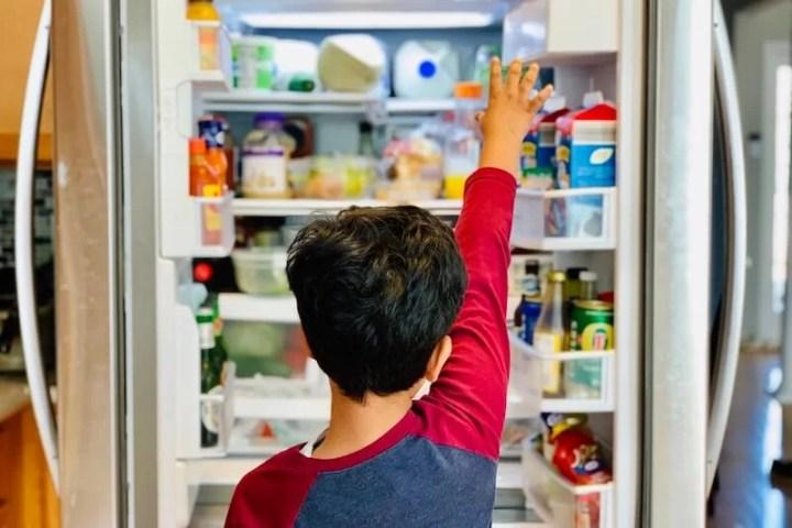 ahorrar energía del consumo del frigorífico