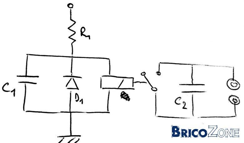 comelit wiring diagram honeywell y plan intercom schema cablage auto electrical