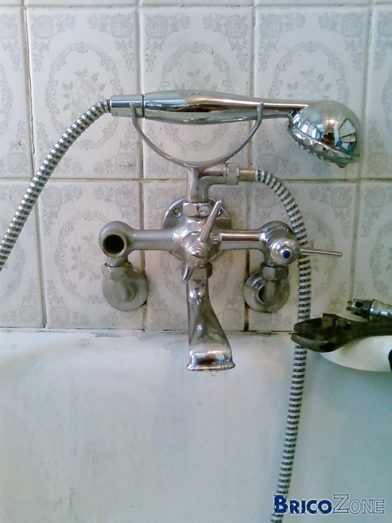 robinet qui fuite sans joint clapet