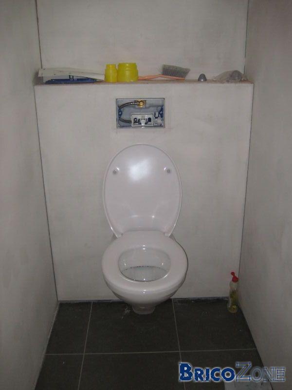 WC suspendu Geberit  PHOTOS
