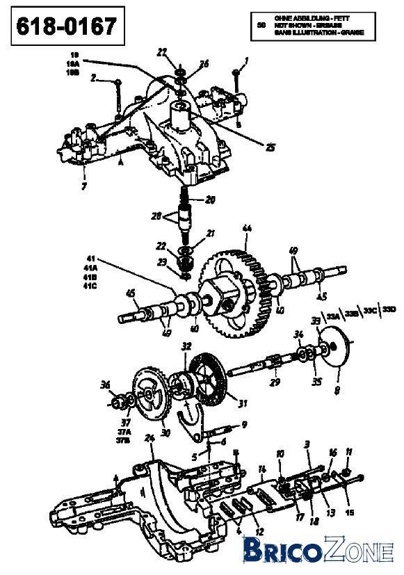 Craftsman Gt 5000 Wiring Diagram Craftsman GT 5000