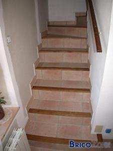 Recouvrement Escalier Bois Ou Carrelage