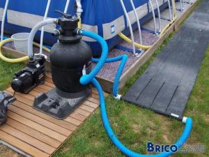 chauffe piscine solaires utile
