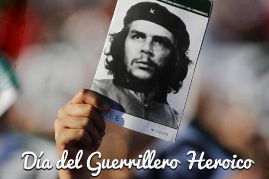 Día del Guerrillero Heroico
