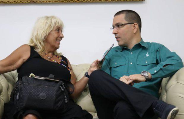 Entrevista con el Canciller Jorge Arreaza: «Somos los subversivos de la diplomacia»
