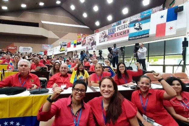 Encuentro Antiimperialista en La Habana condena el bloqueo imperial contra Venezuela