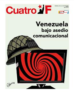 Semanario CUATRO F – nº225, Noviembre 2019
