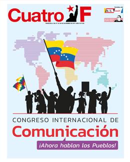Semanario CUATRO F – nº226, Diciembre 2019