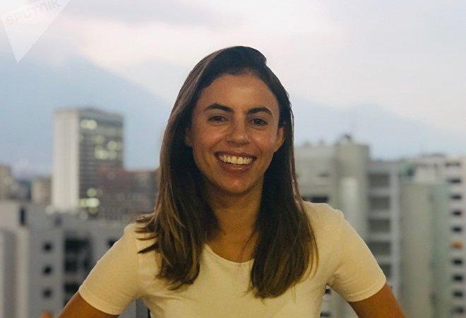 [VÍDEO] Charlamos con la periodista Fania Rodrigues
