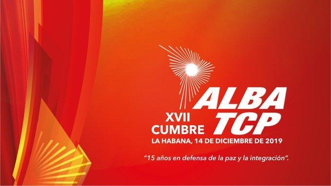 Declaración de la XVII Cumbre del ALBA-TCP