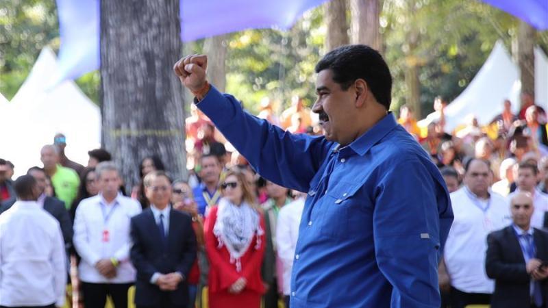 El Presidente Nicolás Maduro clausuró el Encuentro Mundial contra el Imperialismo