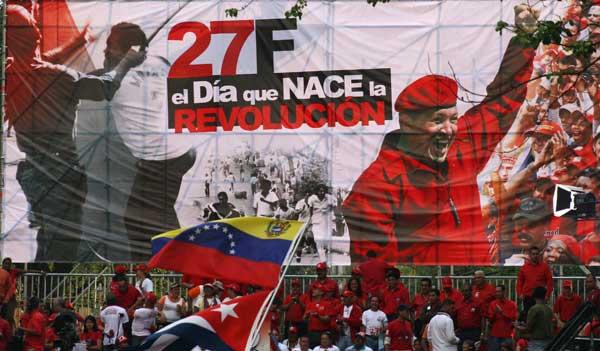 27 de febrero: la Revolución que viene