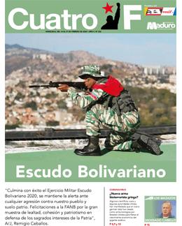 Semanario CUATRO F – nº232, Febrero 2020