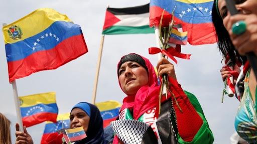 Venezuela reitera su firme apoyo al pueblo de Palestina