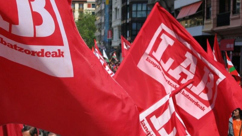 El sindicato vasco LAB muestra su respaldo a la Revolución Bolivariana