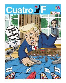 Semanario CUATRO F – nº244, Mayo 2020