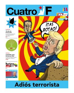 Semanario CUATRO F – nº249, Junio-Julio 2020