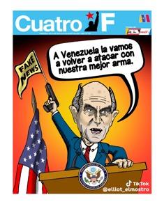 Semanario CUATRO F – nº254, Agosto 2020