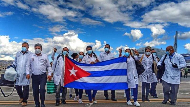 Cuba: Ejemplo de Internacionalismo, Cooperación y Solidaridad a Toda Prueba