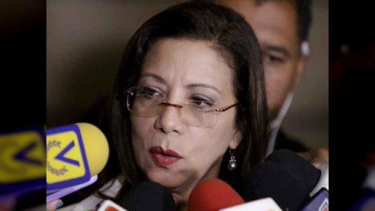 Tania Díaz: «¡No olvidemos nunca que a EE.UU lo último que le preocupa es el pueblo!»