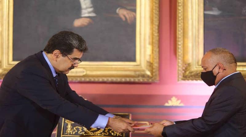 [VÍDEO] Nicolás Maduro presenta ante la ANC el Proyecto de Ley Antibloqueo
