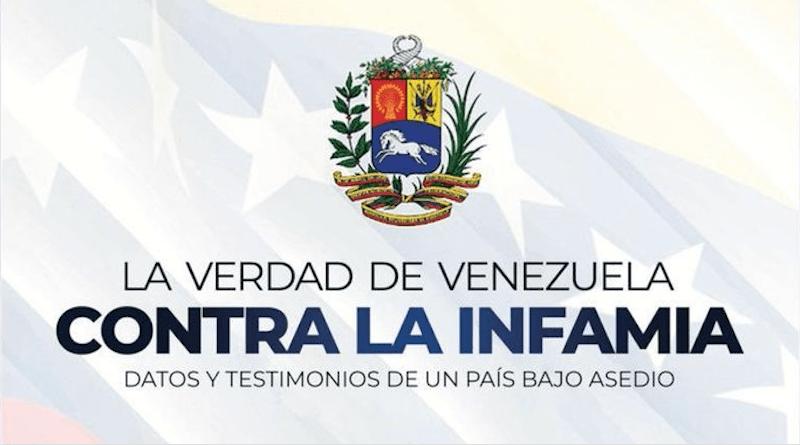 Informe «La verdad de Venezuela contra la infamia»