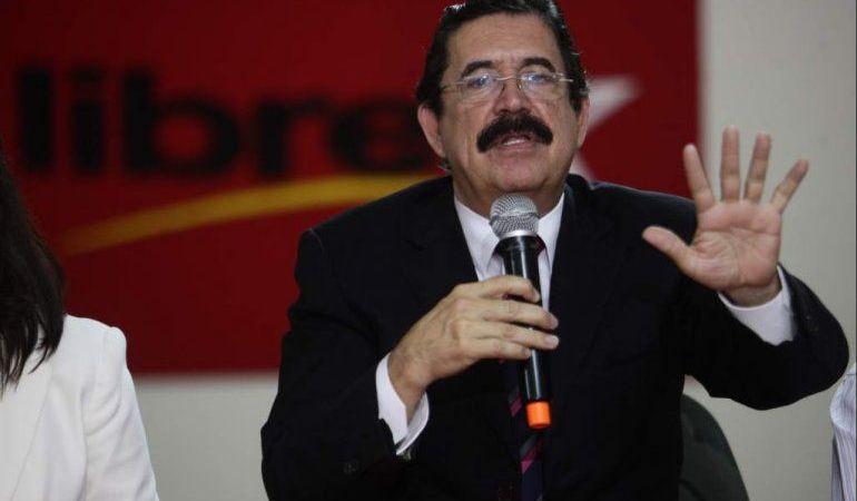 """Manuel Zelaya: """"Aún con sus desaciertos Trump llega a 70 millones de votantes"""""""