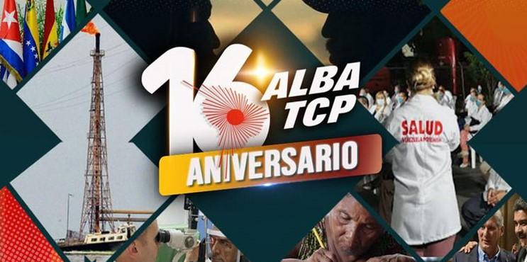 Declaración de la XVIII Cumbre del ALBA en el XVI aniversario de su fundación
