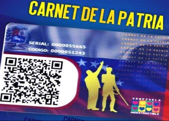 Carnet de la Patria, una política social única en el mundo nacida para la protección de los venezolanos