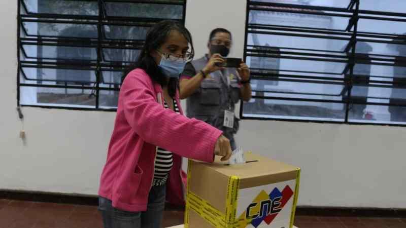 VENEZUELA CELEBRA SUS ELECCIONES A LA ASAMBLEA NACIONAL