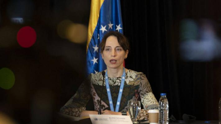 Relatora de DD.HH. de la ONU expone los efectos devastadores de las sanciones y abogó por su eliminación
