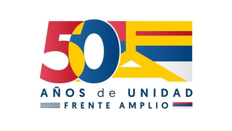 El PSUV felicita el 50º aniversario del Frente Amplio de Uruguay