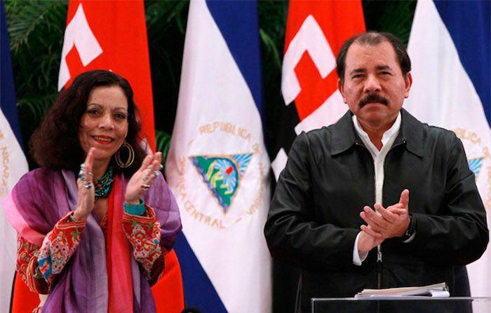 El Presidente de Nicaragua, Comandante Daniel Ortega, rinde homenaje a Aristóbulo Istúriz
