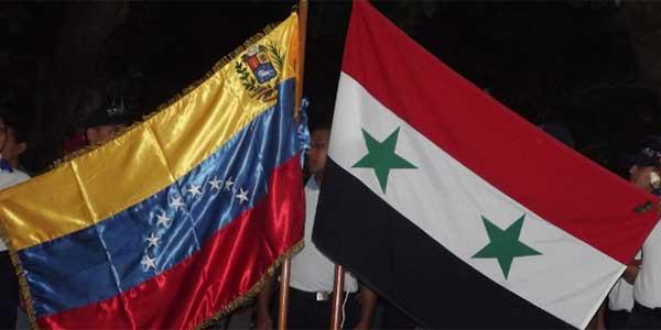 El PSUV felicita al pueblo sirio por la incuestionable victoria electoral de Bashar Al Assad