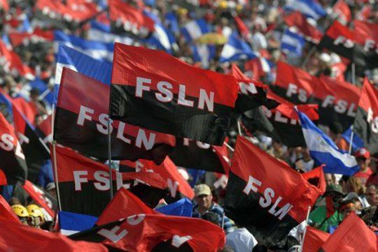 El PSUV celebra el 42º Aniversario del Triunfo de la Revolución Sandinista