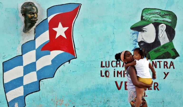 Respaldo a Cuba, Nicaragua, Haití y Venezuela ante la arremetida imperial