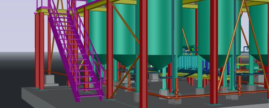 3d Electrical Plan Bricscad Application Store Bricsys Cadworx Structure