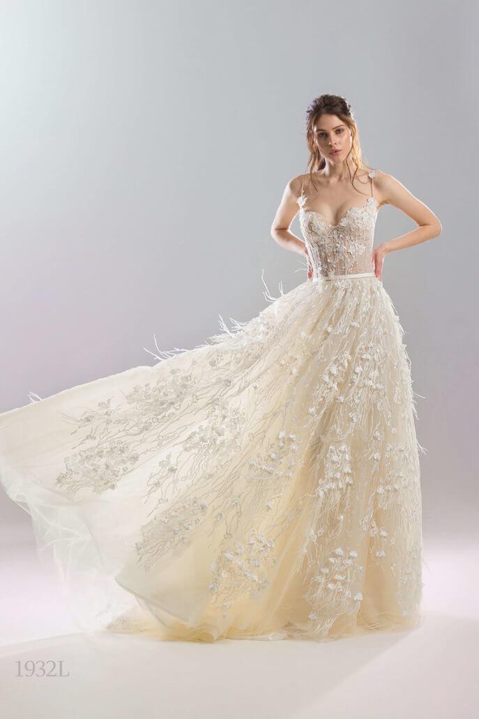 Brautmoden Trends 2019  Impressionen angesagter Messen  Blog BridalBoutique