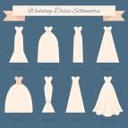 Wedding Dress Silhouette Types