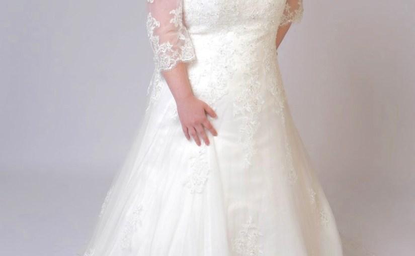 CURVY BRIDES-PLUS SIZE WEDDING DRESSES