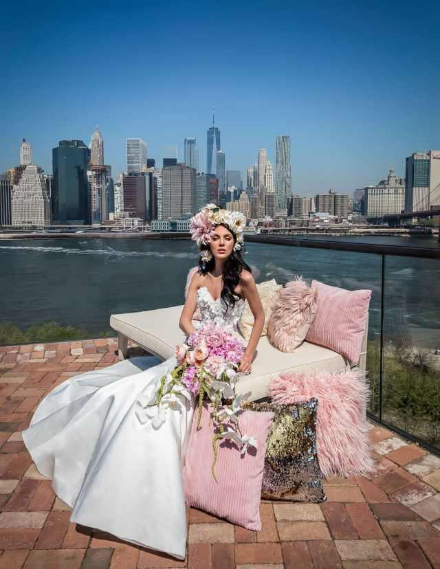 new york wedding hair & makeup artist for brides - bridalgal