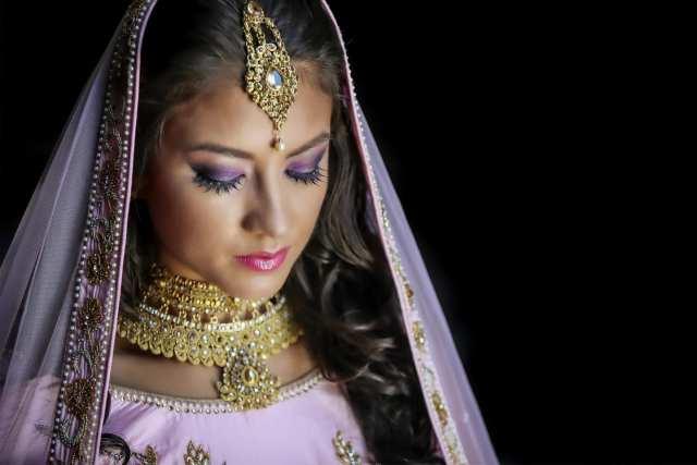 south asian makeup artist nyc | saubhaya makeup