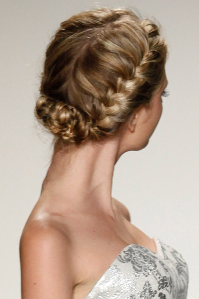 gorgeous braided wedding hairstyles bridalguide