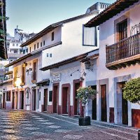 #Taxco: A Little Bit Of Europe Surrounded By The Beauty Of #Mexico
