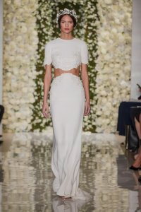The Biggest Gown Trends from the 2015 Bridal Runway Shows ...